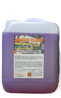 MOTOR-CLEAN High speed aqua R 704